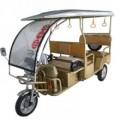 DISTRIBUTOR RESMI MOTOR LISTRIK Jual Dynabike E Rickshaw Noah T4 BARU TERMURAH