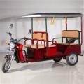 DISTRIBUTOR RESMI SEPEDA LISTRIK Jual Dynabike 3 Wheels Electric Rickshaw with 4 Seats  BARU Termurah